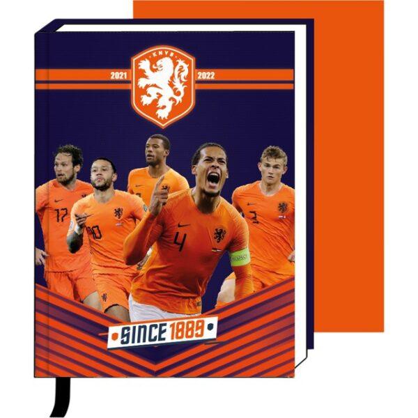 Schoolagenda KNVB 2021 - 2022
