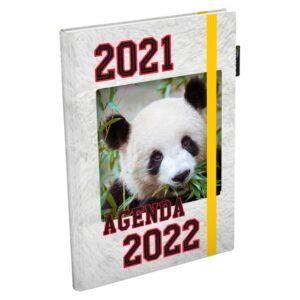 Schoolagenda Nat Geo Junior Original wit 2021 - 2022