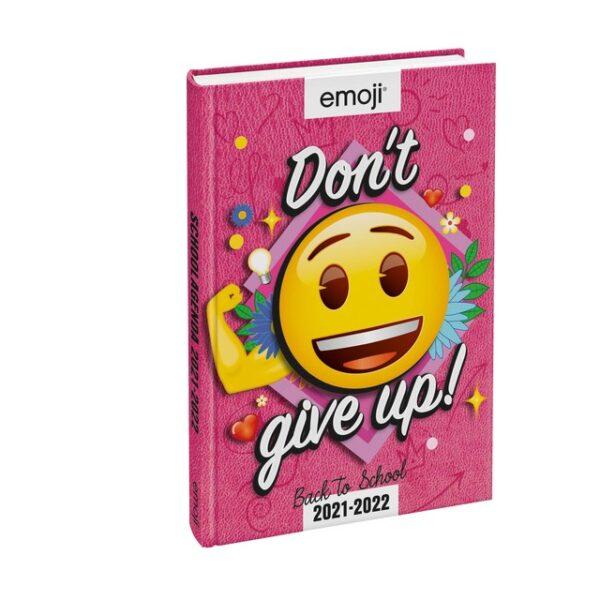 Schoolagenda Emoji Girls 2021 - 2022