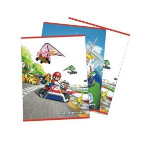 Schrift A5 Mario Kart 3pak