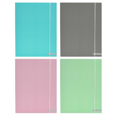 Elastomap Soft Touch Pastel