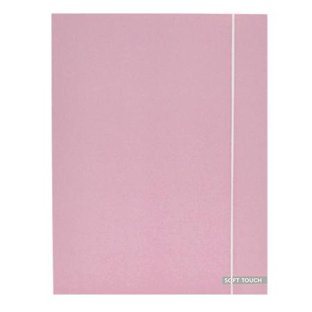 Elastomap Soft Touch Pastel Roze