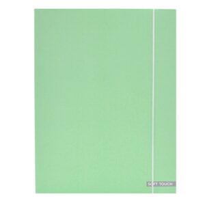 Elastomap Soft Touch Pastel Groen
