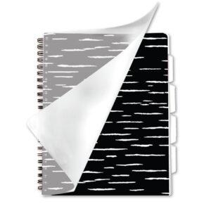 Collegeblok A4 Flow stripes