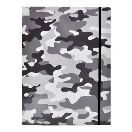 Elastomap Camouflage Grijs