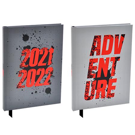Schoolagenda A5 Adventure 2021 - 2022