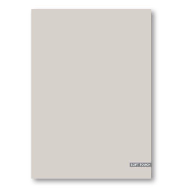 Schrift A4 ruit 10mm Nature beige