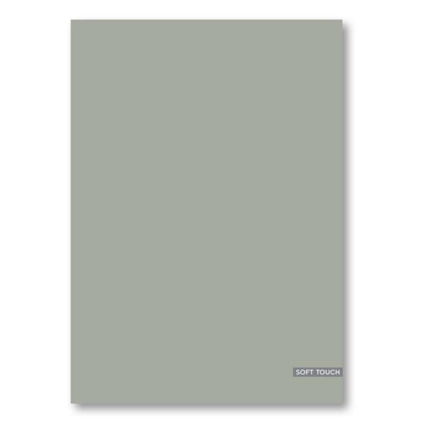 Schrift A4 ruit 10mm Nature groen