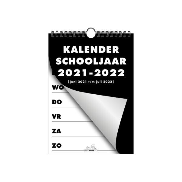 SPIRAALKALENDER A5 D1