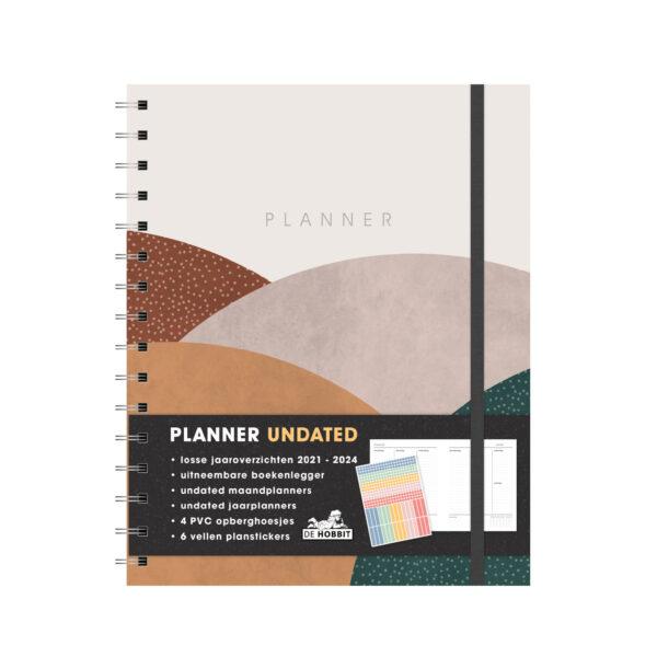 PLANNER UNDATED D3