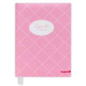 Agenda A5 Soft Pink 2020-2021