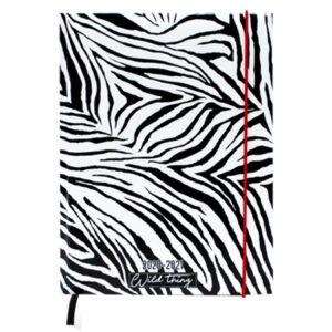 Agenda Wild Zebra A5 2020-2021