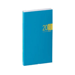 Schoolagenda 2020-2021 Brepols blauw