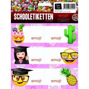 Etiketten Emoji Girls