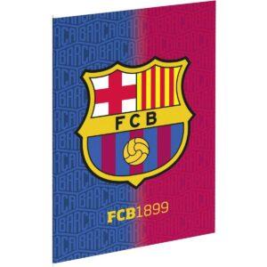 Schrift A4 ruit FCBarcelona