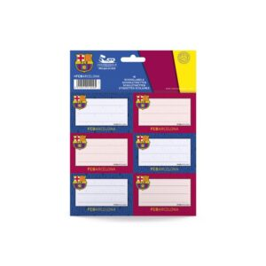 Etiketten FCBarcelona