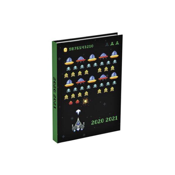 Schoolagenda Mixed Design Arcade Game 2020 - 2021