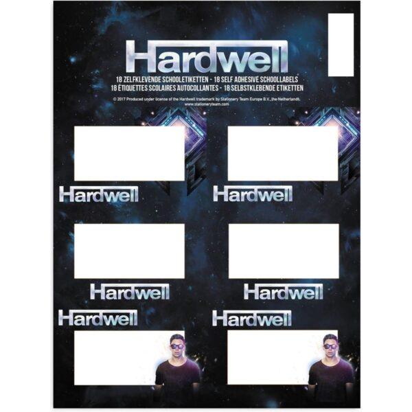 Etiketten Hardwell