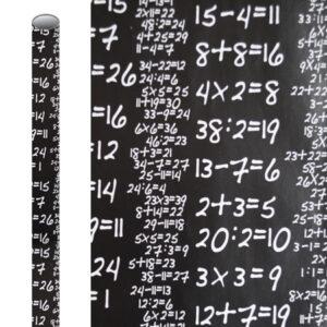 Kaftpapier mathematics 5m x 50cm