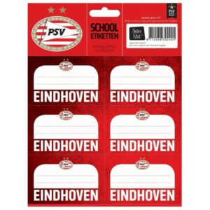 Etiketten PSV