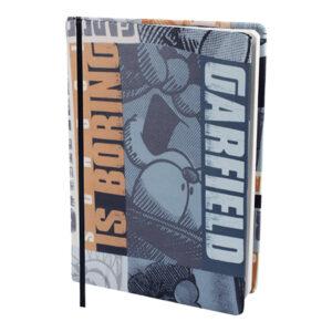 Rekbare boekenkaft A4 Garfield