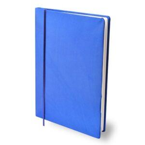 Rekbare boekenkaft Donker Blauw