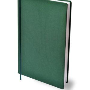 Rekbare boekenkaft Donkergroen