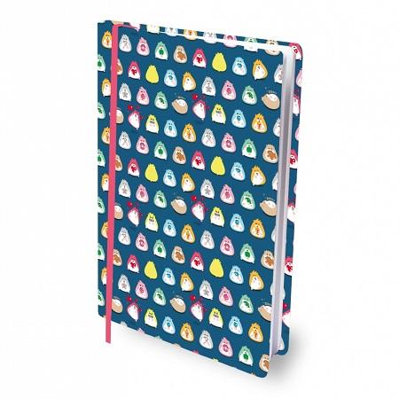 Rekbare boekenkaft Hamsta