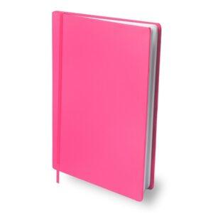 Rekbare boekenkaft Pink