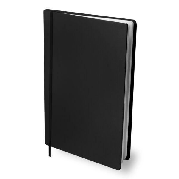 Rekbare boekenkaft Zwart
