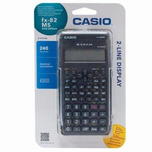Rekenmachine Casio fx 82 ms