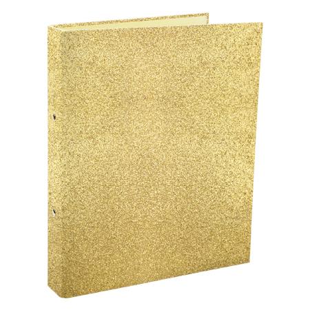 Ringband 23 rings Glitter Gold