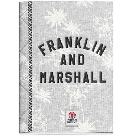 Schrift A4 lijn Franklin & Marshall Girls