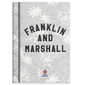 Schrift A4 ruit Franklin & Marshall Girls