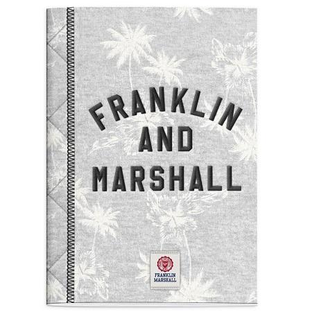 Schrift A4 ruit Franklin & Marshall Girls