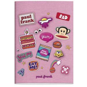 Schrift A4 ruit Paul Frank Julius
