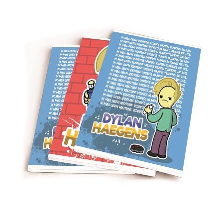 Schriften A5 Dylan Haegens TEAM