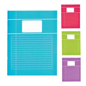 Schriften A5 lijn Trend kleuren