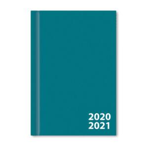 Studieagenda A5 petrol 2020-2021