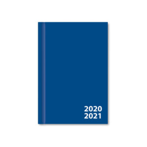 Studieagenda A6 blauw 2020-2021