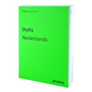 Woordenboek Prisma Duits-NL