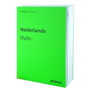 Woordenboek Prisma NL-Duits