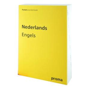 Woordenboek Prisma NL-Engels