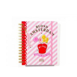 Agenda Blond Amsterdam Schoolagenda