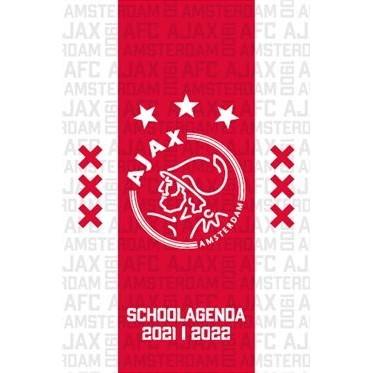 Schoolagenda A5 AJAX 2021-2022