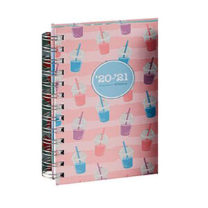 Schoolagenda 2020-2021 Brepols Drinks HAPPY