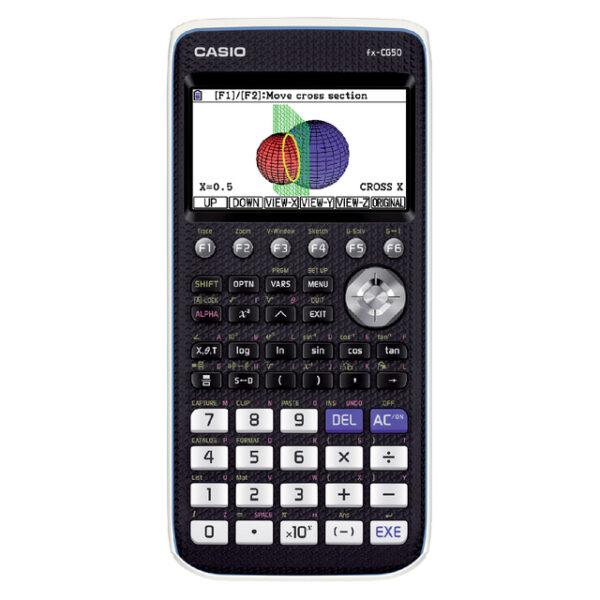 casio fx-cg50