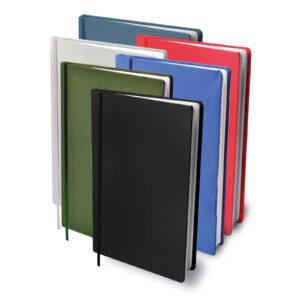Rekbare boekenkaft 6-pack basic