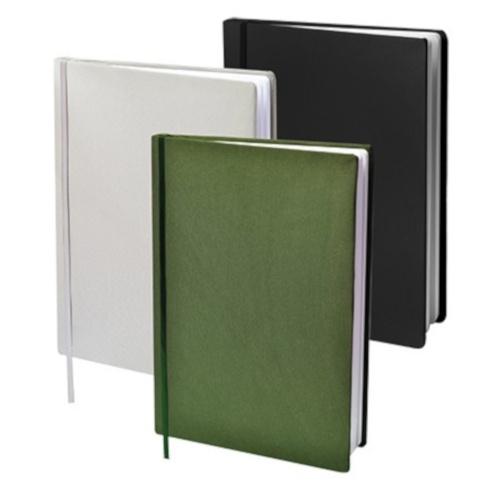 Rekbare boekenkaft A4 3-pack mix army