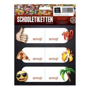 Etiketten Emoji Boys
